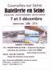 Batellerie en Seine